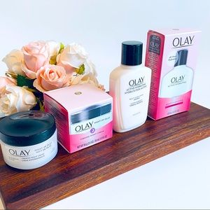 🏖2/$30 Olay Set Firming night cream Beauty bundle